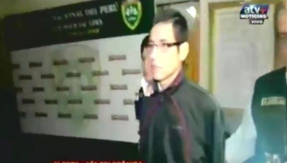 Capturaron a profesor cuando estaba por abusar de menor (Captura)