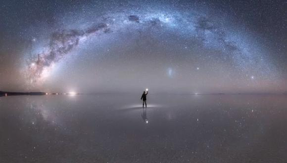 """Jheison Huerta sobre el reconocimiento de la NASA: """"Es como ganar un Oscar o un Grammy pero de la astrofotografía"""". (Jheison Huerta - Photography/Facebook)"""