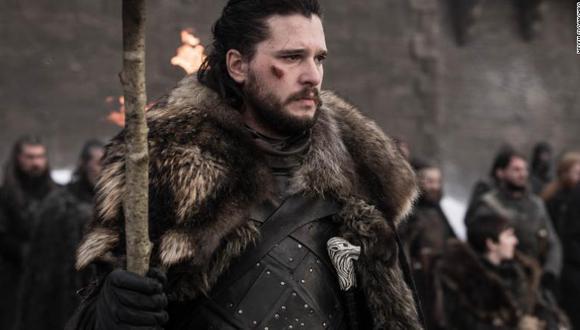"""Kit Harington aseguró que """"Game of Thrones"""" influyó en sus problemas de salud mental. (Foto: HBO)"""