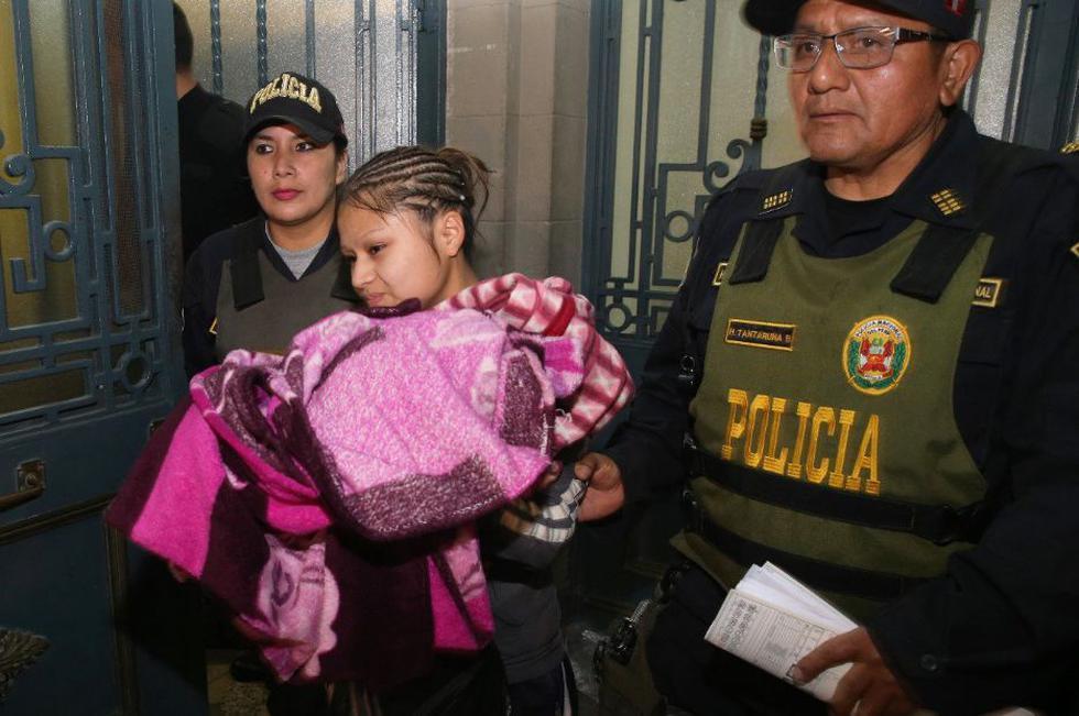 Shirley Silva Padilla confesó, entre risas, que casi mata a su acompañante. (Perú21)