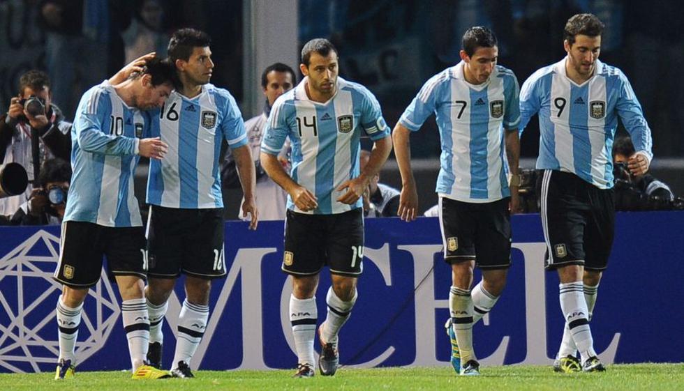 Lionel Messi lidera la lista de convocados por Sampaoli. (AFP)