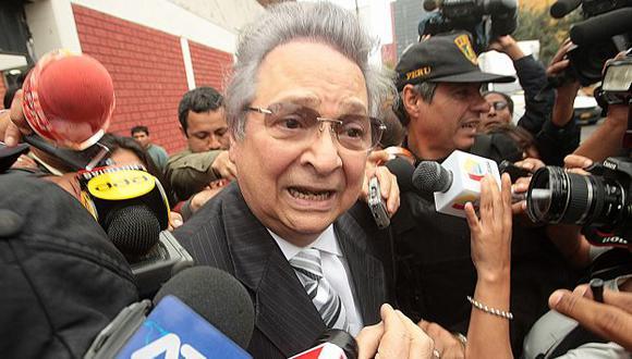 Fortunato Canaán, uno de los involucrados en el caso. (Perú21)