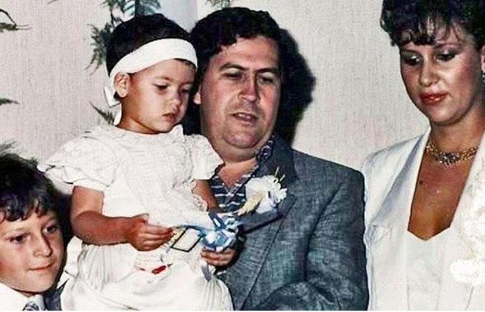 Hija de Pablo Escobar