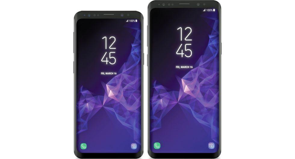 La próxima semana, exactamente el 25 de febrero en el Mobile World Congress 2018 (MWC), Samsung dará a conocer al mundo su nuevo teléfono insignia, el Galaxy S9. (Samsung)