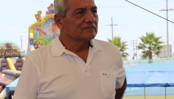 Elidio Espinoza en a mira del Ministerio Público.