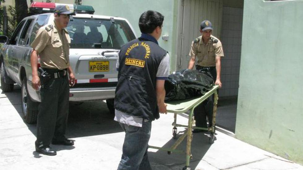 El fiscal de Turismo ordenó el levantamiento del cadáver. (USI/Referencial)