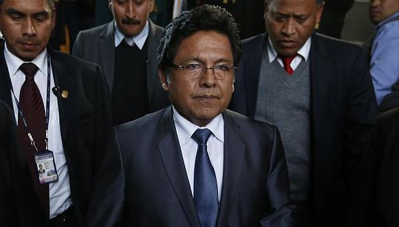 Comisión del caso Áncash acordó levantar secreto bancario de Carlos Ramos Heredia y José Peláez. (Rafael Cornejo)