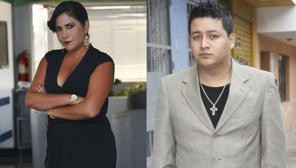 Andrea Llosa asegura que Ronny García golpeó a su nueva pareja, pero esta señala que es mentira. (USI)