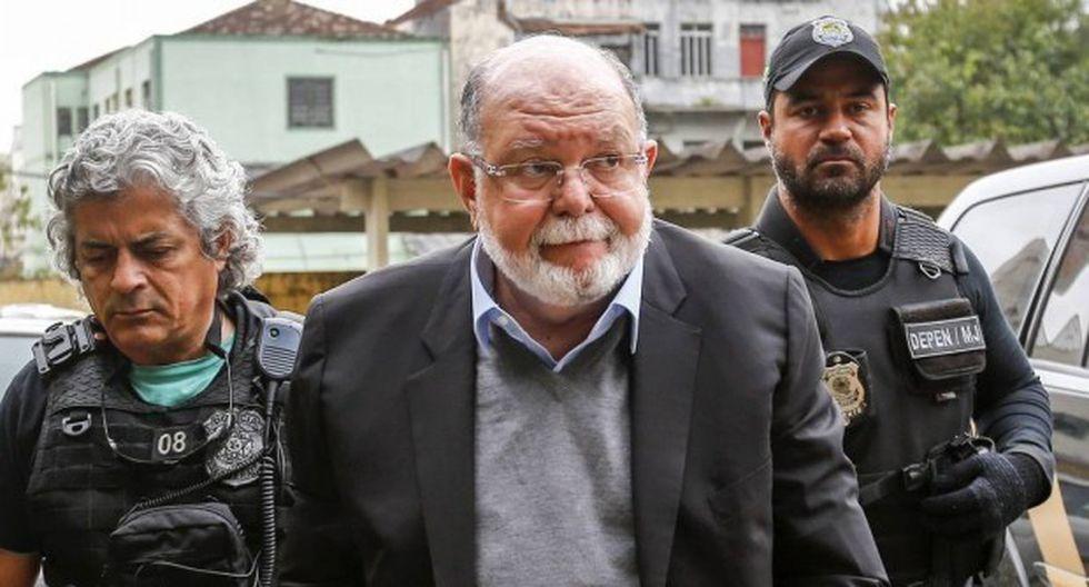 El Ministerio Público todavía no ha podido interrogar a Leo Pinheiro, ex presidente de la constructora OAS. (Foto: GEC)