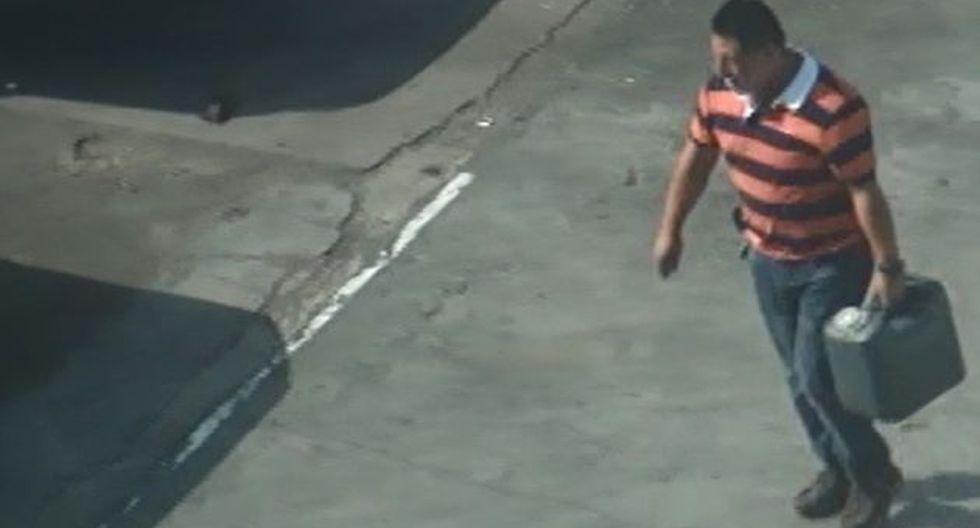 Fiscalía citará al jefe de Dircote por robo de combustible. (Captura de TV)