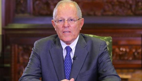 Expresidente Pedro Pablo Kuczynski es investigado por el equipo especial del caso Lava Jato por el Caso Odebrecht. (Foto: Presidencia)