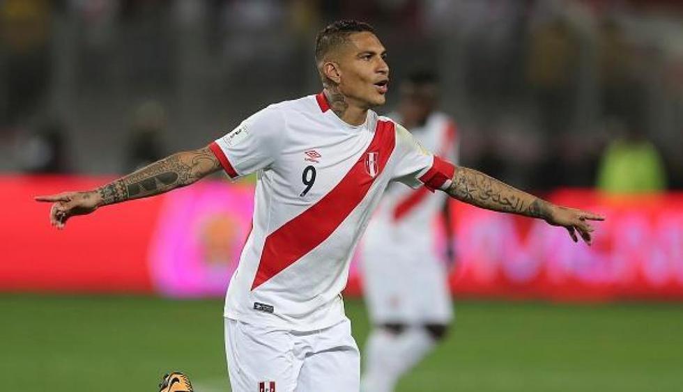 Paolo Guerrero es capitán y goleador de la blanquirroja. (GETTY)