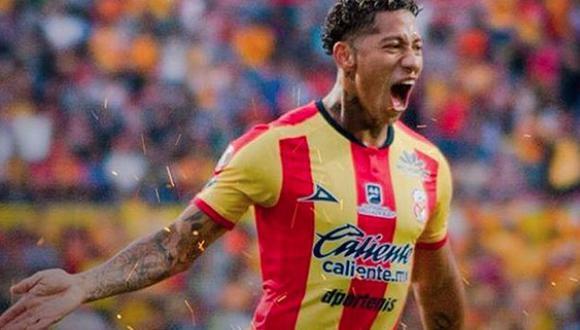 Ray Sandoval falló penal y perdió la chance de aumentar el marcador ante Pumas. (Foto: Monarcas Morelia)