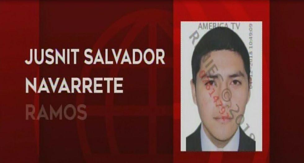 Sujeto intentó asesinar a su ex pareja con el pico de una botella rota. (Captura: América Noticias)