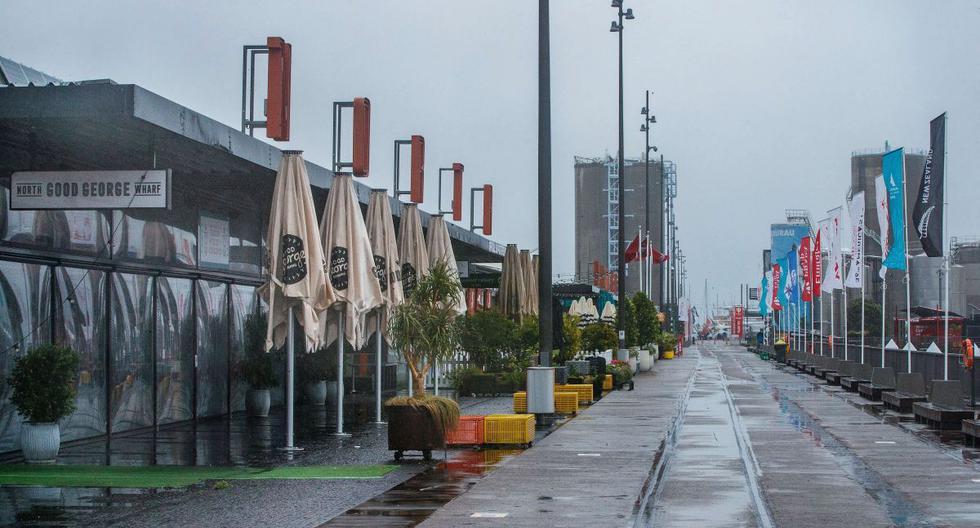 El miércoles de la semana pasada, Auckland, con 1,7 millones de habitantes, terminó un confinamiento de tres días para tratar de frenar los contagios atribuidos a la denominada cepa británica. (DAVID ROWLAND / AFP).