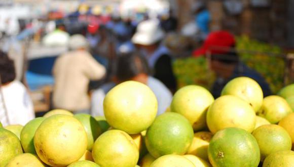 Frutas para todo el mundo. (Difusión)