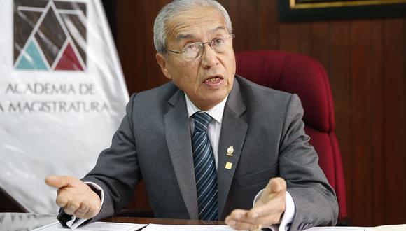 Chávarry deberá brindar información respecto a las investigaciones que el Ministerio Público le sigue a distintas empresas brasileñas y sus consorciadas por el caso Lava Jato. (Foto:USI)
