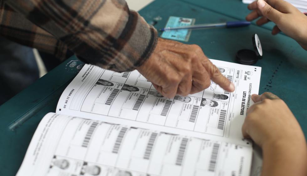 La ONPE comenzó a emitir sus primeros reportes oficiales sobre la segunda vuelta en 15 regiones del Perú. (Foto: Difusión)