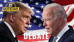 Debate Presidencial USA: Donald Trump - Joe Biden