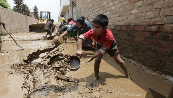 Dos tercios de todos los seres humanos viven en áreas que sufren escasez de agua al menos un mes al año, la mitad de ellos en China e India. (Foto: Perú21)