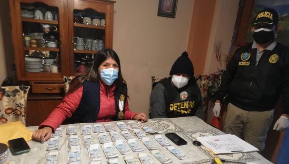 Junín: fiscalía realiza diligencia para detener a Los Dinámicos del Centro