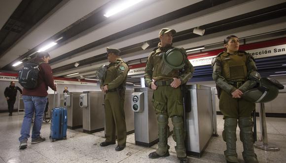 Con esta medida las tarifas del transporte público no podrán incrementarse. Foto: AFP