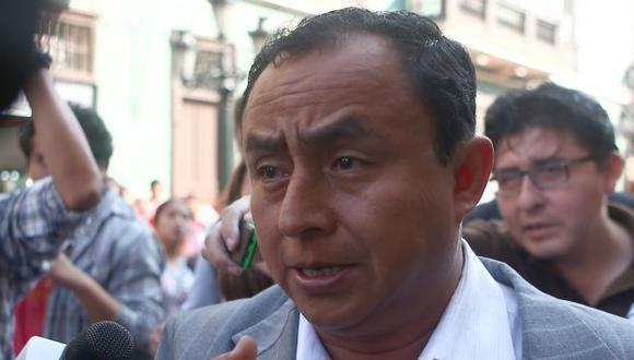Santos se burló de la justicia. (Rafael Cornejo)