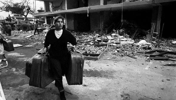 Alianza Francesa inaugura la exposición fotográfica 'Yuyanapaq: para recordar'. (Difusión)