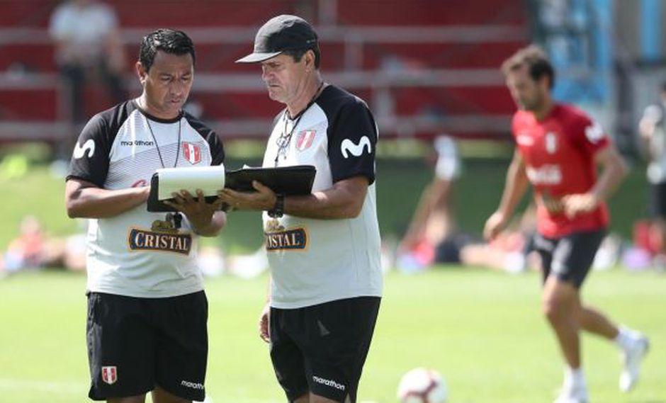 La selección peruana Sub-23 reiniciará entrenamientos este lunes. (Foto: @SeleccionPeru)