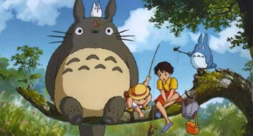 """El soundtrack de """"Mi vecino Totoro"""" será editado a formato vinilo. (Foto: Captura de YouTube)"""