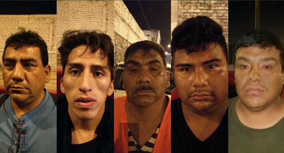 Callao: Incautan 1.5 toneladas de cocaína que iba ser enviada a Europa. (PNP)
