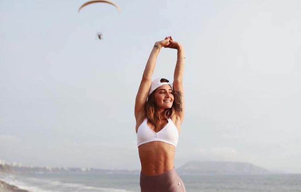 Ximena Hoyos causa sensación al compartir fotografías en las redes sociales. (Instagram)
