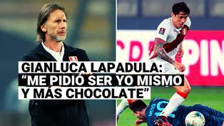 Gianluca Lapadula reveló detalles de su adaptación a la Selección Peruana