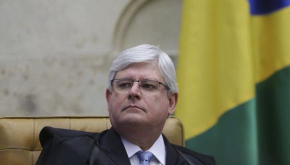 El fiscal general de Brasil, Rodrigo Janot, presentó 83 pedidos de investigación a políticos ante el Supremo de Justicia. (AP)