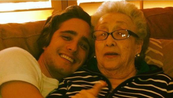 Diego Boneta enfrenta la muerte de su abuela y se despide con emotivo mensaje. (Foto: @diego)