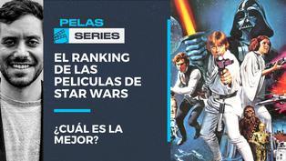 El ranking de las películas de Star Wars
