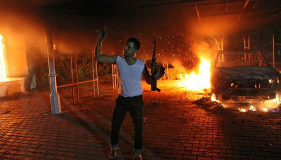 Seguidores de Ahmed Abu Khattalah perpetraron el ataque a embajada en Libia.