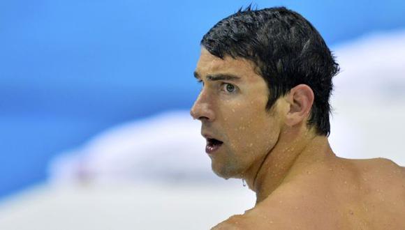Michael Phelps ha sido suspendido por la Federación de Natación de Estados Unidos. (Reuters)
