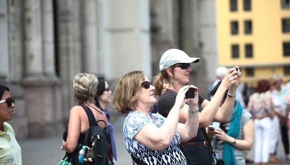 Este año llegarán más de 700,000 turistas desde Estados Unidos. (Foto: GEC)