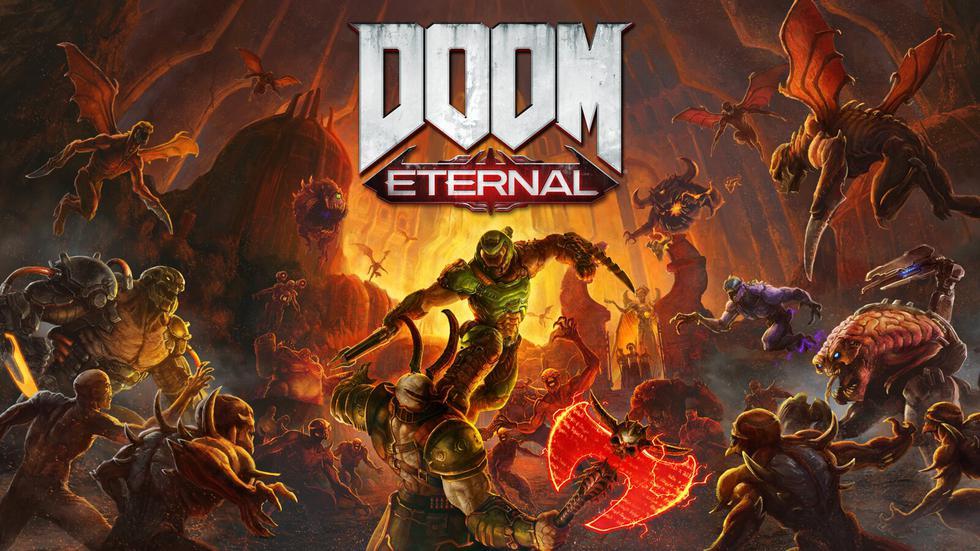 Doom Eternal saldrá a la venta el próximo 22 de noviembre para PS4, Xbox One, PC y Stadia.