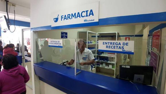 EsSalud anunció que destinará más presupuesto a la compra de medicamentos. (Seguro Social/Facebook)