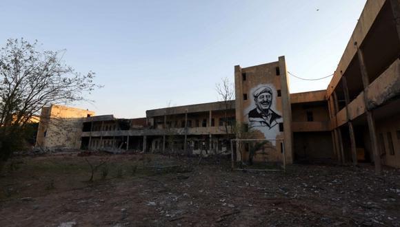 Ataque a la sede del partido kurdo-iraní en Iraq fue perpetrado por la Fuerza Aeroespacial y la división de drones de los Guardianes de la Revolución de Irán. (Foto: AFP)