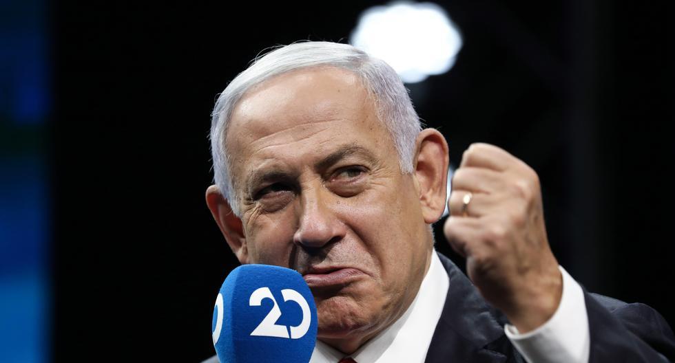El actual primer ministro de Israel, Benjamín Netanyahu. (Foto: AP).