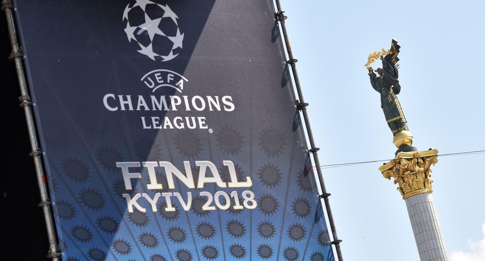 La final de la Champions League se disputará este sábado desde la 1:45 de la tarde (hora peruana). (AFP)