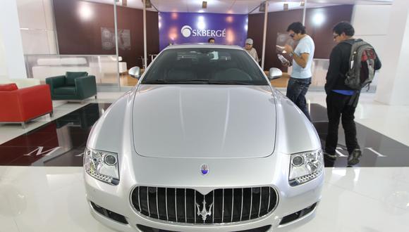 Maserati cuenta con un stock predeterminado para agilizar la entrega de vehículos en el mercado peruano. (Foto: GEC)