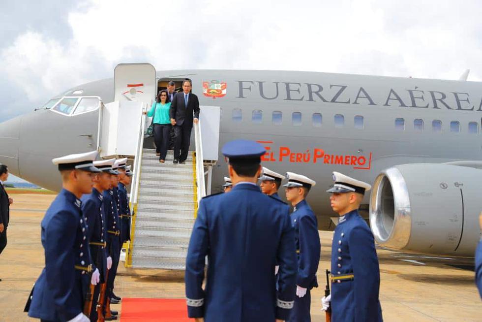 Martín Vizcarra destacó que el Perú apunta a tener buenas relaciones con los países vecinos independientemente de su posición ideológica. (Foto: difusión)