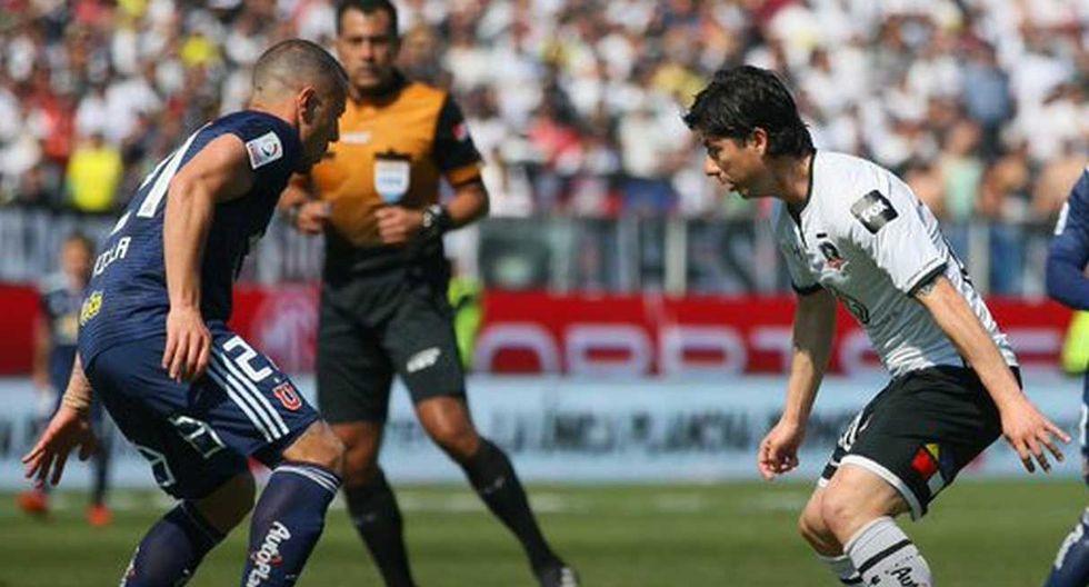 Colo Colo vs. Universidad de Chile se enfrentan en el Campeonato Nacional. (Foto: Colo Colo)