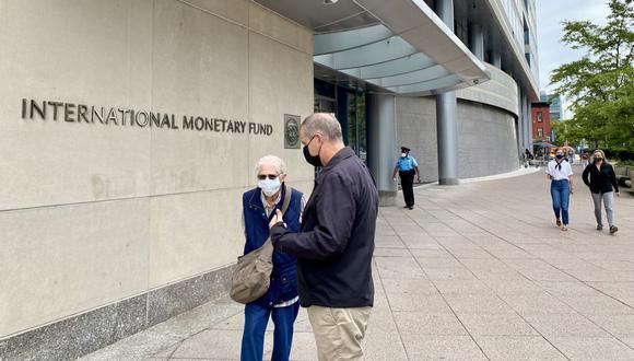 """""""Los mercados financieros han mirado más allá del rebrote mundial de casos de COVID-19"""", según el FMI. (Foto: AFP)"""