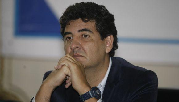 Fuerza Social sigue analizando alianzas, según Eduardo Zegarra. (Mario Zapata)