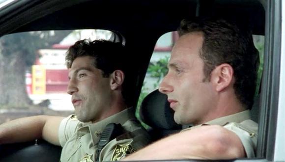 """El comisario Rick Grimes se despide de """"The Walking Dead"""". Fanáticos esperan que personaje tenga un gran final. (Foto: AMC)"""